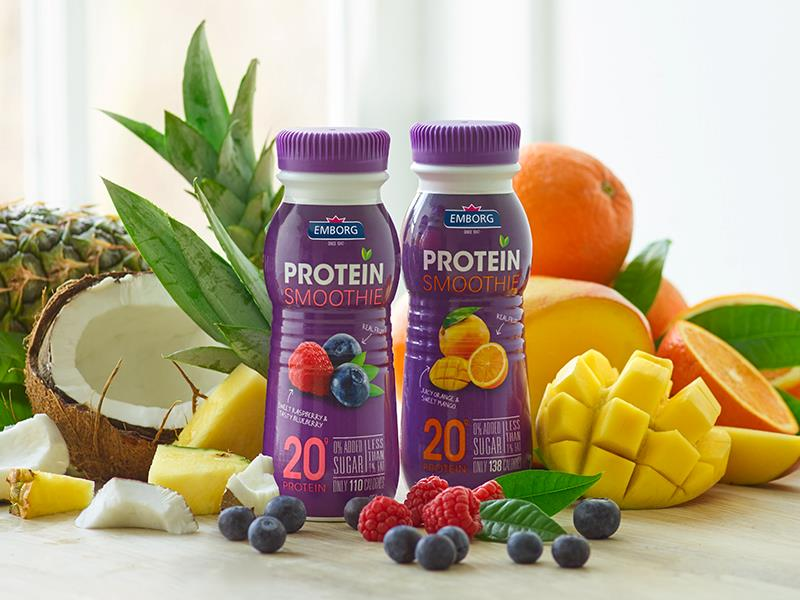 Try our new Protein Smoothie