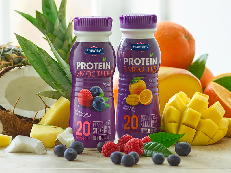 Protein <br> Smoothie