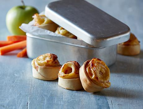 Easy Lunchbox Pinwheels