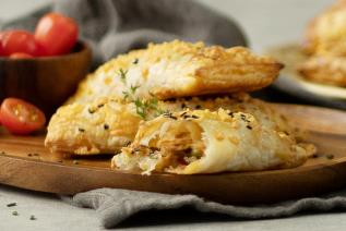 Spicy Tuna and Cheese Parcels