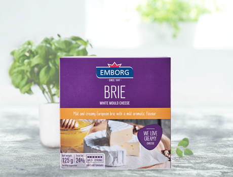 Soft French Brie