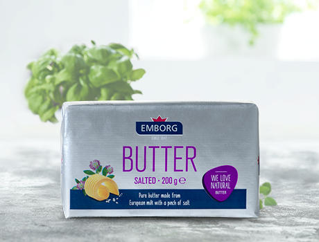 European Salted Butter