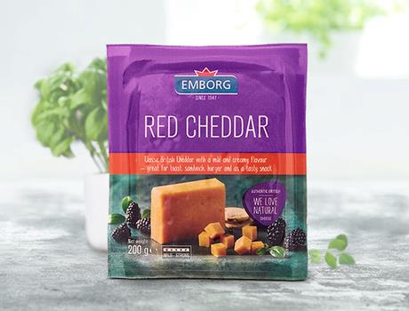 Traditional Rich Cheddar