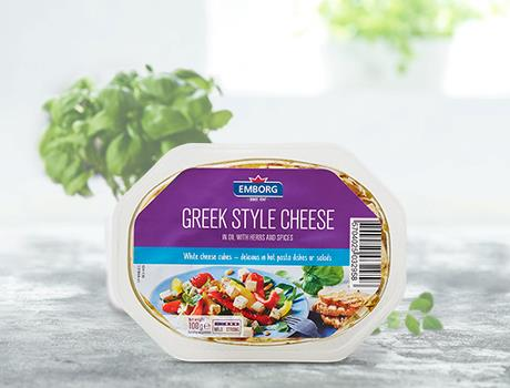 Greek Feta with Herbs and Spices