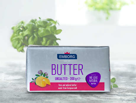 Pure Unsalted Butter