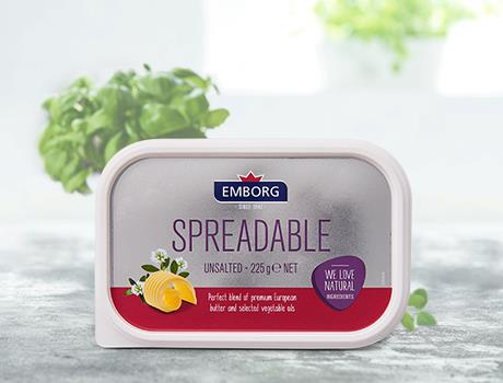 Smooth Unsalted Spreadable