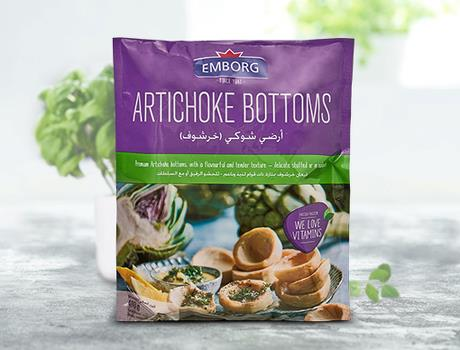 Juicy Artichoke Bottums