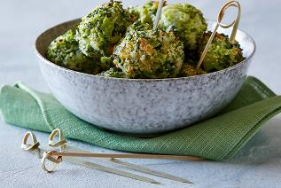 Broccoli snacks