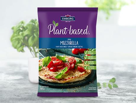 Plant-Based Mozzarella Flavoured Shreds