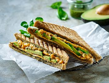 Vegan Grilled sandwich