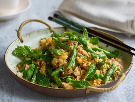 Organic Fried Rice