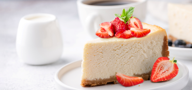 No-Bake Yogurt Cheesecake