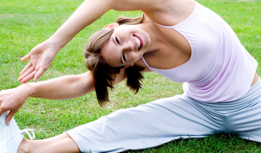 6.	You need to stretch before and after exercising